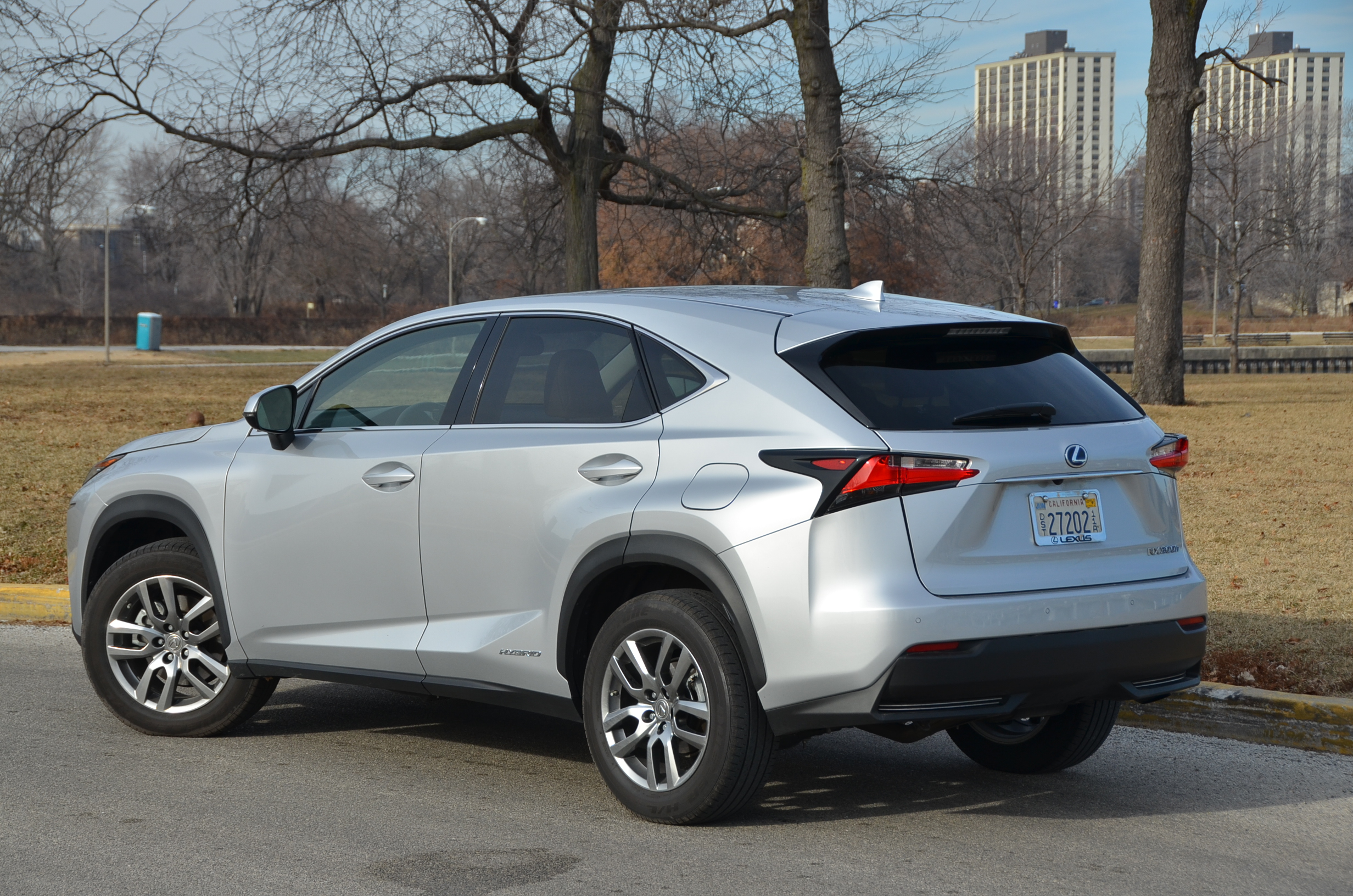 Chicagoans should check out the 2015 Lexus NX compact luxury