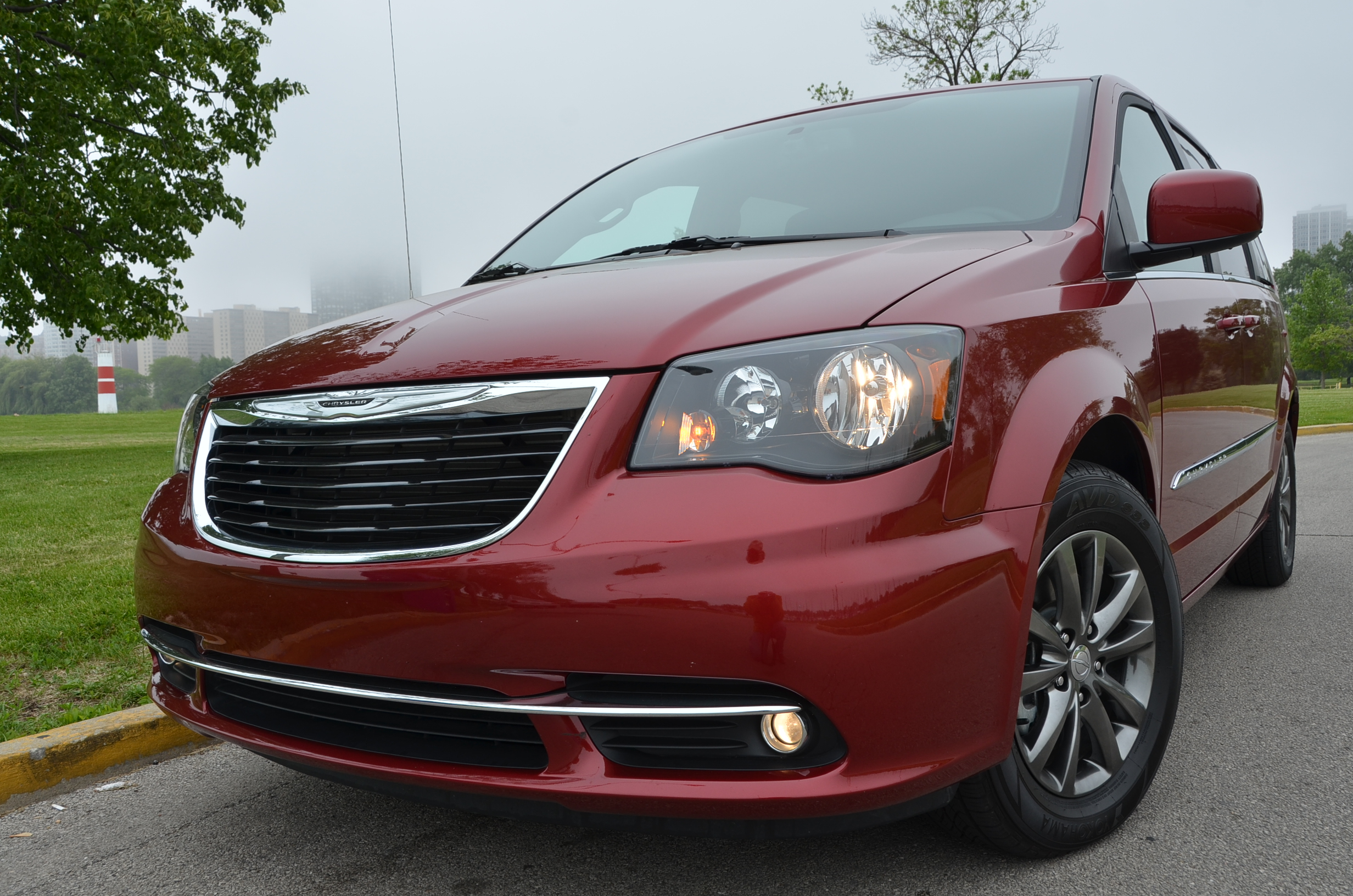 2015 Chrysler Town Country The Only Luxury Minivan Chicago Car Guy And