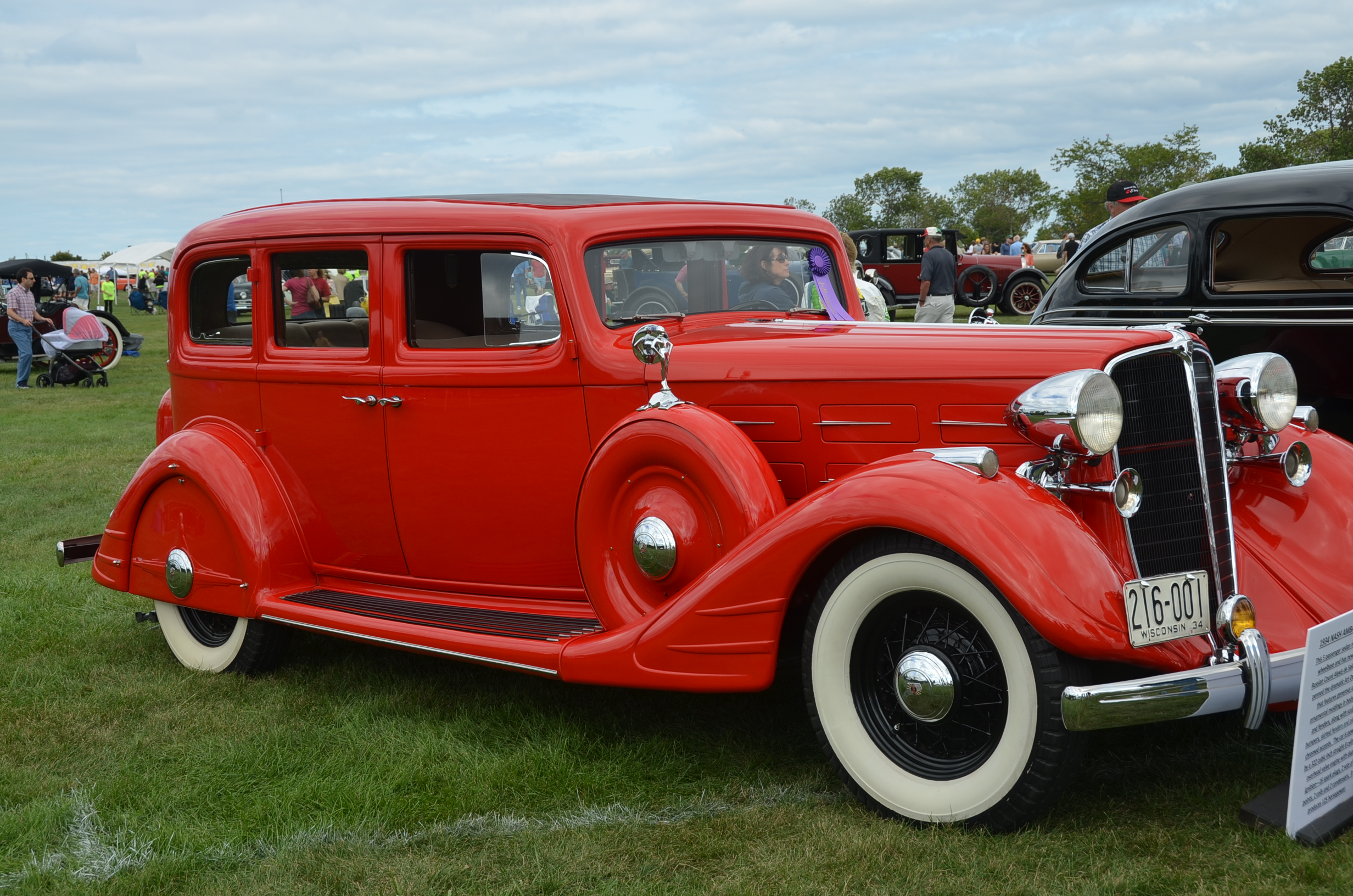 2015 Milwaukee Masterpiece Concours d\'Elegance | Chicago Car Guy