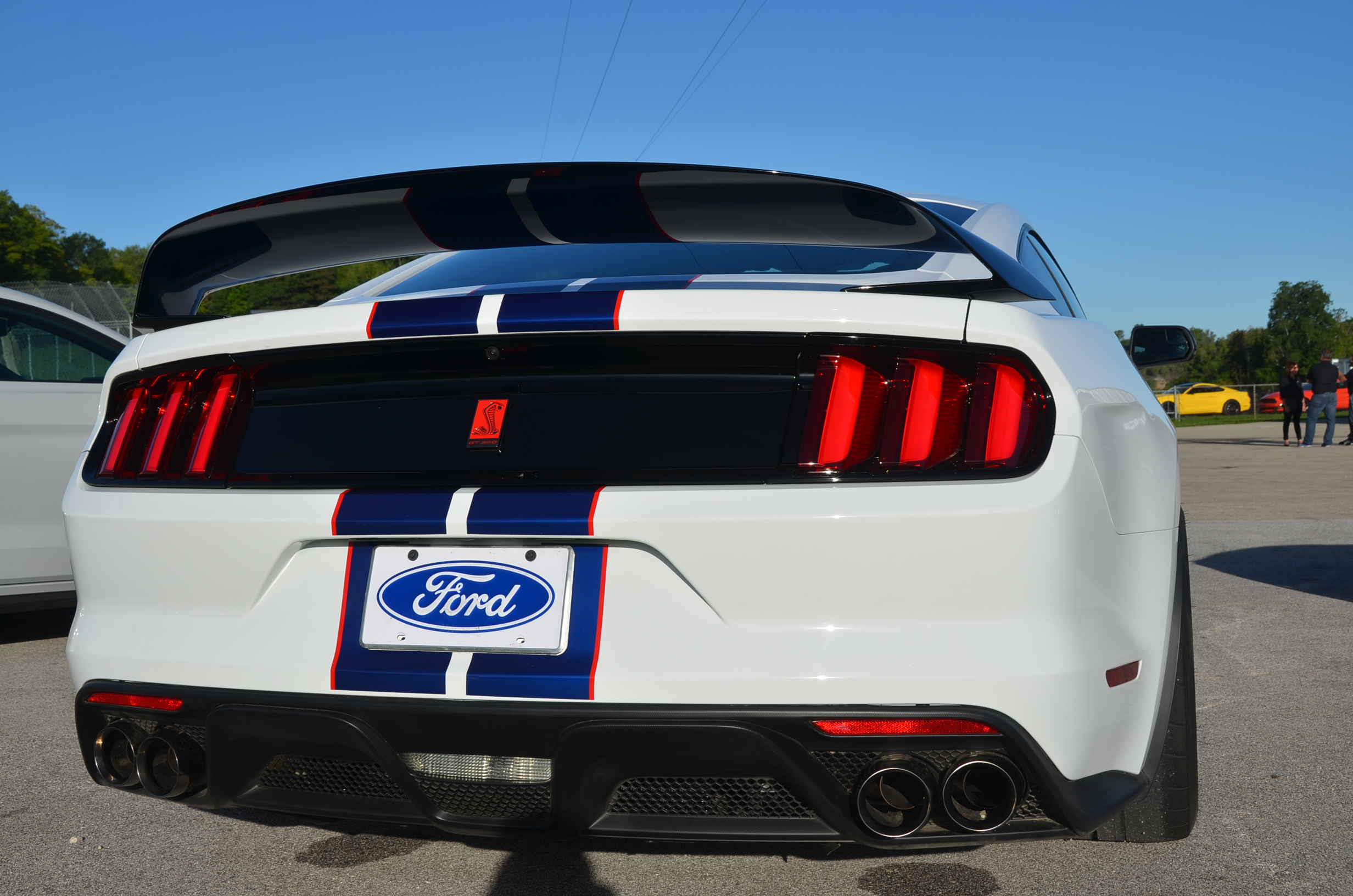 Chicago Car Guys: #GT350tracktour Shelby GT350 And GT350R At Road America