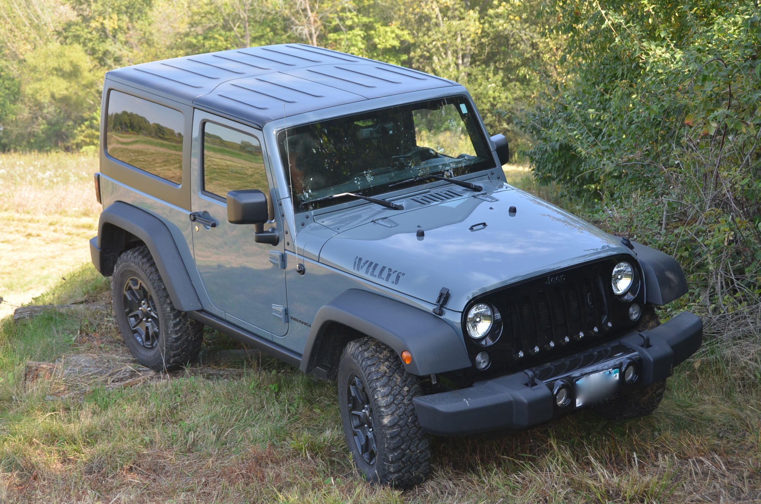 Chicago Car Guys: 2016 #Jeep Wrangler Willys Wheeler Edition